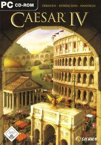 Portada oficial de Caesar IV para PC