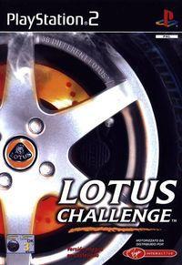 Portada oficial de Lotus Challenge para PS2