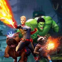 Portada oficial de Marvel Powers United VR para PC