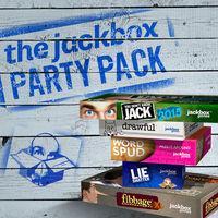 Portada oficial de The Jackbox Party Pack para Switch