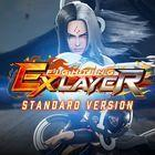 Portada oficial de de Fighting EX Layer para PS4