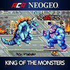 Portada oficial de de NEOGEO King of the Monsters para PS4