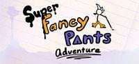 Portada oficial de Super Fancy Pants Adventure para PC