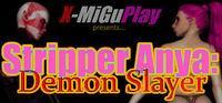 Portada oficial de STRIPPER ANYA: DEMON SLAYER para PC