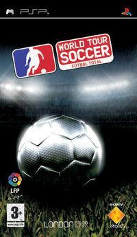 Portada oficial de World Tour Soccer para PSP