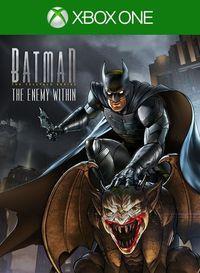 Portada oficial de Batman: The Enemy Within - Episode 1: Enigma para Xbox One