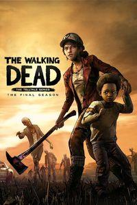 Portada oficial de The Walking Dead: The Telltale Series - The Final Season  para Xbox One