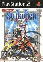 Portada oficial de de Suikoden V para PS2