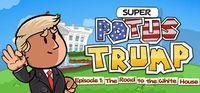Portada oficial de Super POTUS Trump para PC