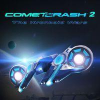 Portada oficial de Comet Crash 2: The Kronkoid Wars para PS4