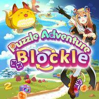 Portada oficial de Puzzle Adventure Blockle para Switch