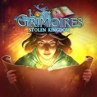 Portada oficial de Lost Grimoires: Stolen Kingdom para PS4