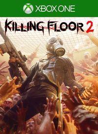 Portada oficial de Killing Floor 2 para Xbox One