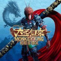 Portada oficial de Monkey King: Hero Is Back para PS4
