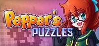 Portada oficial de Pepper's Puzzles para PC