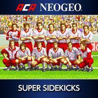Portada oficial de NeoGeo Super Sidekicks para PS4