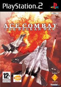 Portada oficial de Ace Combat Zero: The Belkan War para PS2