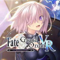 Portada oficial de Fate/Grand Order VR feat. Mashu Kyrielight para PS4