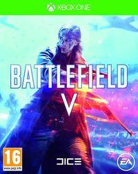 Portada oficial de Battlefield 5 para Xbox One
