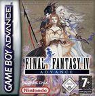 Portada oficial de de Final Fantasy IV para Game Boy Advance