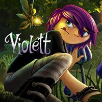 Portada oficial de Violett para Switch