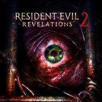 Portada oficial de Resident Evil Revelations 2 para Switch