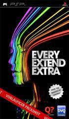 Portada oficial de de Every Extend Extra para PSP