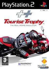 Portada oficial de Tourist Trophy para PS2