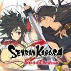 Portada oficial de de Senran Kagura Burst Re:Newal para PS4