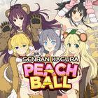 Portada oficial de de Senran Kagura: Peach Ball para Switch