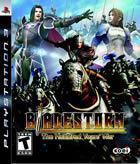 Portada oficial de de Bladestorm: The Hundred Years' War para PS3