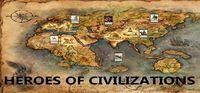 Portada oficial de Heroes of Civilizations para PC