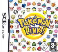 Portada oficial de Pokémon Link para NDS