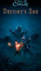 Portada oficial de de Call of Cthulhu: Destiny's End para PS2