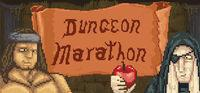 Portada oficial de Dungeon Marathon para PC