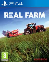 Portada oficial de Real Farm para PS4