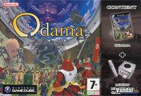 Portada oficial de Odama para GameCube