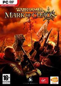 Portada oficial de Warhammer: Mark of Chaos para PC