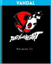 Portada oficial de Persona Q 2 para Nintendo 3DS