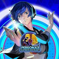 Portada oficial de Persona 3: Dancing in Moonlight para PS4