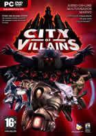 Portada oficial de de City Of Villains para PC