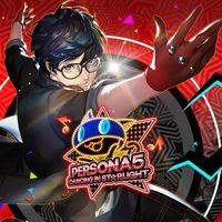 Portada oficial de Persona 5: Dancing in Starlight para PS4