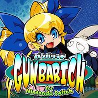 Portada oficial de Gunbarich para Switch