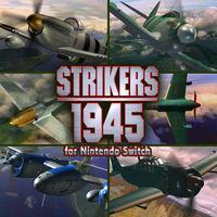 Portada oficial de Strikers 1945 para Switch