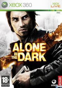 Portada oficial de Alone in the Dark: Near Death Investigation para Xbox 360