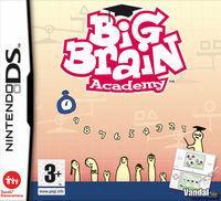 Portada oficial de Big Brain Academy para NDS