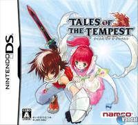 Portada oficial de Tales of the Tempest para NDS