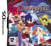 Portada oficial de Disgaea: The Hour Of Darkness para NDS