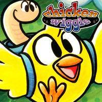 Portada oficial de Chicken Wiggle eShop para Nintendo 3DS