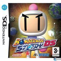 Portada oficial de Bomberman Story para NDS